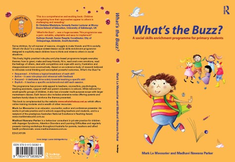 What's the Buzz? book cover